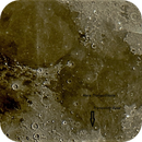 Moon landing site,                                Domenico Marongiu