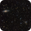NGC 7331 and Stephans Quintett,                                skyborg