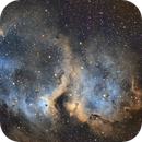 IC 1848 Soul Nebula SHO,                                Marcelo Cassese