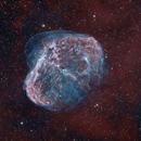 NGC6888 - Crescent Nebula,                                Mikko Viljamaa
