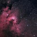 Caldwell 9 - The Cave Nebula,                                Brian Maurer