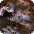 NGC 7000 ;  Narrowband,                                Stefan B.