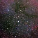 Elephants Trunk in IC1396,                                BlastoBurnfingers