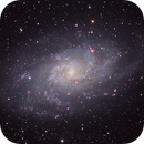 M33 Triangulum Galaxy HaLRGB,                                LiuNing