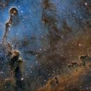 IC 1396 HST,                                Davy HUBERT
