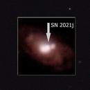SN 2021j in NGC 4414,                                Giovanni Calapai