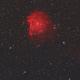 The Monkey Head Nebula,                                Nadeem Shah