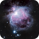 Great Nebula in Orion,                                Johannes Grimm