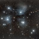 Pleiades - Messier 45,                                lucian_nicu