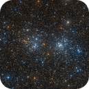 Double Cluster in Perseus (h and Chi Persei),                                Leo Shatz
