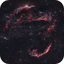 The Veil Nebula,                                Oliver Czernetz