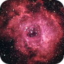 Rosette Nebula,                                camaelon
