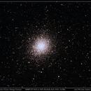 NGC5139 - Globular Cluster Omega Centauri,                                José Miranda