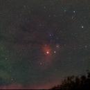Rho Ophiuchi cloud complex,                                Wolfgang Zimmermann