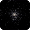 M107 NGC 6171 Globular Cluster,                                AlBroxton