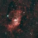 Bubble Nebula,                                David Johnson