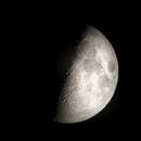 First quarter moon,                                samson