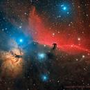 B33 - IC 434 The Horsehead Nebula,                                Paddy Gilliland