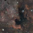 NGC7000, 5 min Subframe,                                Philipp Weller