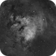 NGC7822 in H-Alpha,                                Mario Gromke