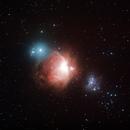 Messier 42 & 43,                                Joachim Ong