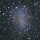 NGC 6822 - Barnard Galaxy,                                Gerson Pinto