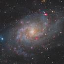 M33,                                Tian Li 李天