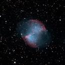 M 27 - Dumbbell Nebula,                                Bruno