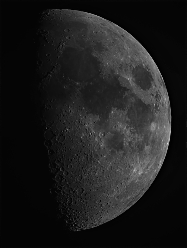 Moon with Altair 183M,                                turfpit