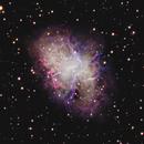 M1 - Crab Nebula,                                Kyle Butler