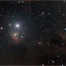 IC348 and the Star oPer,                                Randal Healey