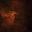 NGC 6188 - Fighting Dragons of Ara,                                Alex