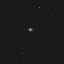 M94 Galaxie spirale,                                dagar