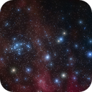 NGC 2547 Open Cluster in Vela - Ha-RHaGB,                    Ray Caro