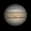 Jupiter & Ganymede, 3rd of a sequence of 3,                                  Niall MacNeill