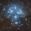 M45 - The Pleiades,                                Andrew Klinger