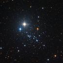 NGC 457 - E.T. Cluster ,                                Davide Coverta