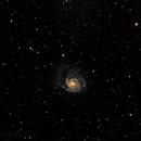 Pinwheel galaxie,                                Jeff Clayton
