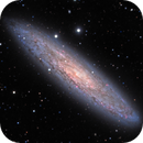 NGC 253, The Sculptor Galaxy,                                1074j