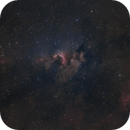 sh2-155, Cave Nebula,                                helios
