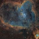 IC1805 Hubble Narrow Band,                                Joe Alexander