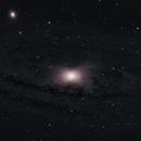 Andromeda Galaxy M31,                                Alexander Hoffer