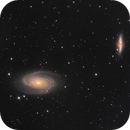Bode's Galaxies M81 - M82 LRHaGB,                                Valentin JUNGBLUTH