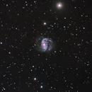 NGC 1672,                                Mark Sansom