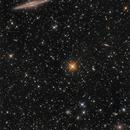 NGC 891 and Abell 347,                                Giosi Amante