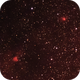 Sh2 120 and 121 H-alpha RGB,                                jerryyyyy