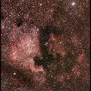 NGC 7000,                                Angel Camacho