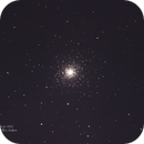 Aglomerado Globular M92,                                Geovandro Nobre