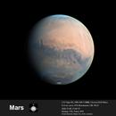 A shrinking Mars,                                Niall MacNeill