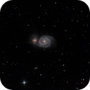 Messier 51,                                Ian Papworth